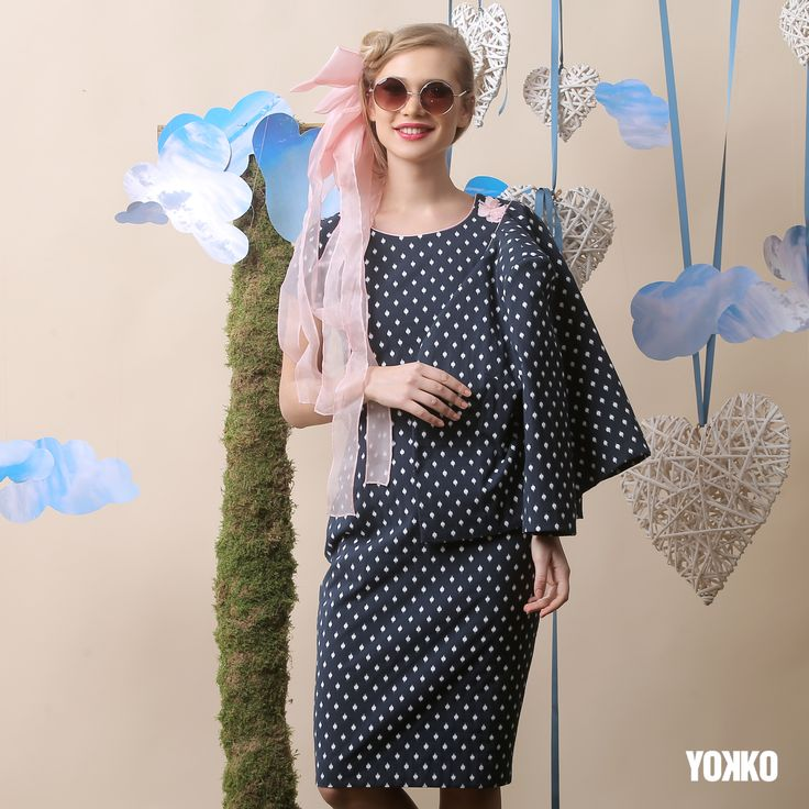 The look of Spring! #yokko #spring18 #madeinromania