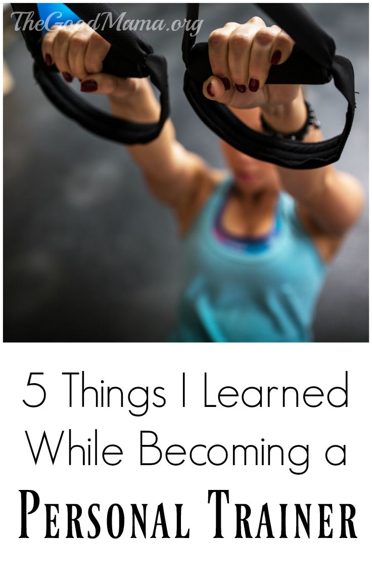 301 best personal trainer certification images on pinterest 5 things i learned while becoming a personal trainer 1betcityfo Image collections