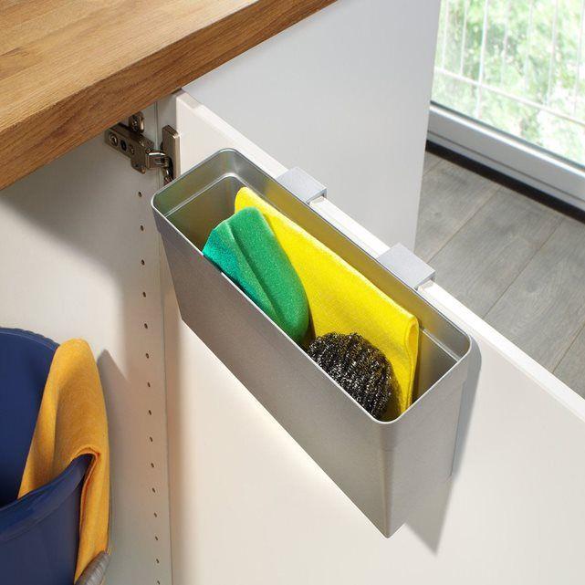 Pour optimiser l'espace, pensez bac à placard !Caractéristiques du bac à placard Armario:Structure et supports en plastique.A accrocher au dessus de la porte de placard à l'intérieur.Idéal pour stocker torchons, éponges et autres accessoires !Retrouvez la collection rangement sur laredoute.fr.Dimensions du bac à placard Armario:L30 x H10 x P11,5 cm (pour des largeur de porte jusqu'à 2 cm).0,2 kg.
