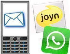 Studie: Messenger Joyn als WhatsApp-Alternative gescheitert - Viele Netzbetreiber glauben nicht mehr an den SMS-Nachfolger