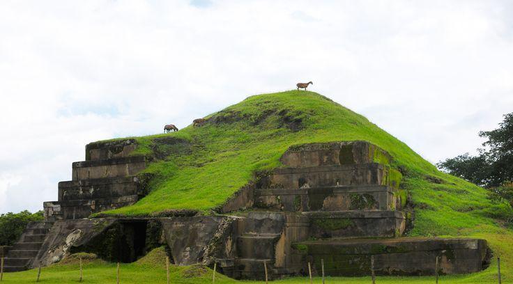 Ruta Maya Archaeological Tour in Acajutla, El Salvador.