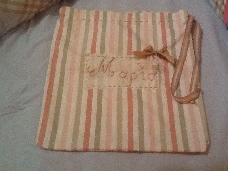 My pyjama case !!