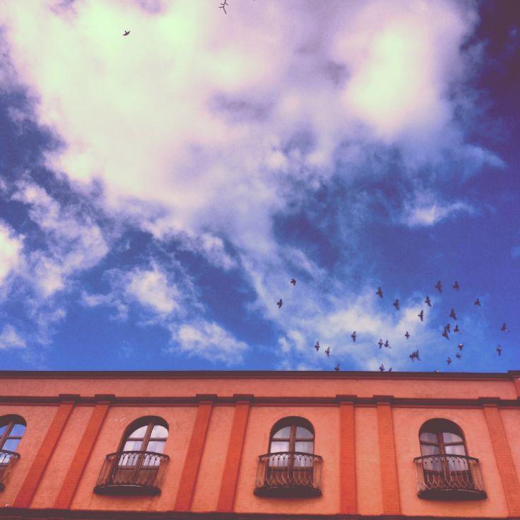 in the sky #borgodeicontiresort