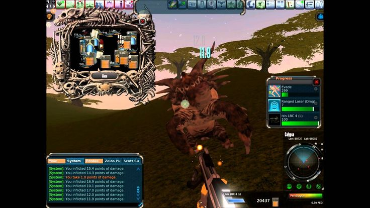 Entropia Universe in it to win it!!