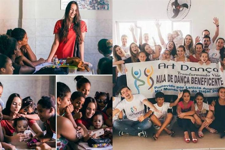 Miss Mundo Brasil 2016 Beauty With a Purpose Activities