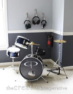 The Creative Imperative: How to Organize a Little Drummer