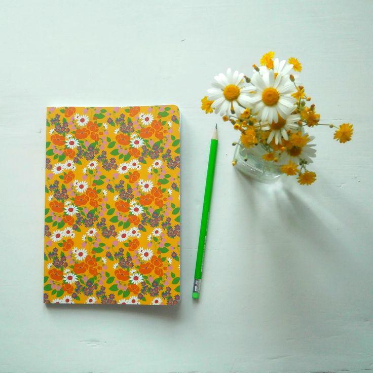 Notebook Fifi Mandirac by Atomic Soda / photo by Fiorelisa