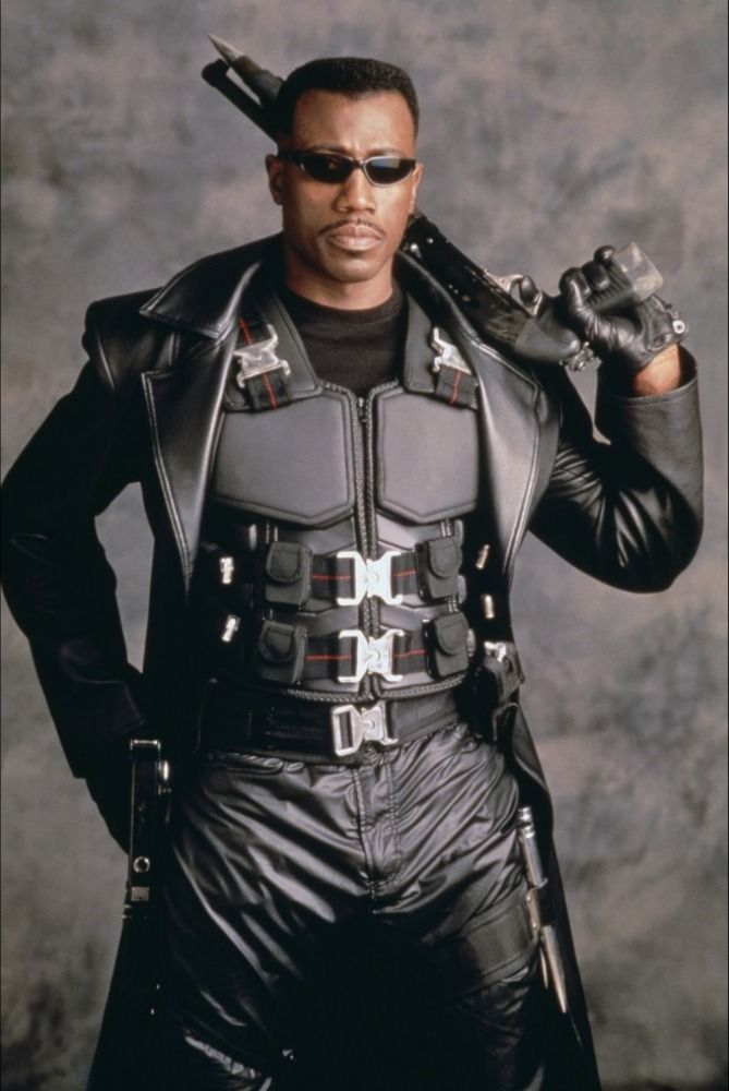 Wesley Snipes as Sanya?