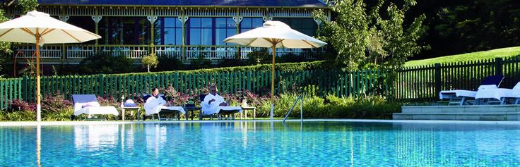 A perfect place to cool off @ Lilianfels Blue Mountains Resort & Spa.