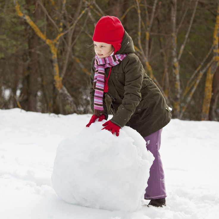 Seven Snow Games (Outdoor Winter Games for Kids) | Spoonful