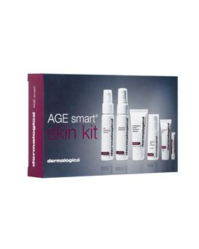 Dermalogica Starter Kit - AGE Smart - £31.45 This AGE Smart starter kit contains the following products:      -Skin Resurfacing Cleanser (30ml)     -Antioxidant Hydramist (30ml)     -Multivitamin Power Recovery (15ml)     -Multivitamin Power Firm (5ml)     -Dynamic Skin Recovery (10ml)     -MAP-15 Generator (0.5g) www.norwichhealthshop.co.uk