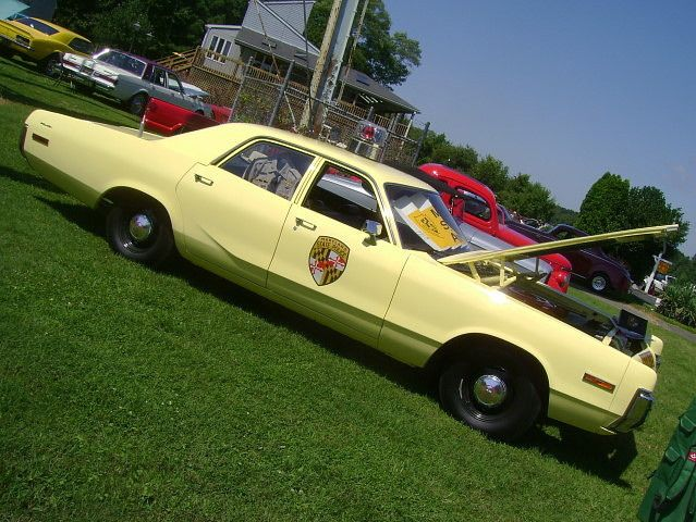 1972 Dodge Polara (Maryland State Police) | Flickr - Photo Sharing!