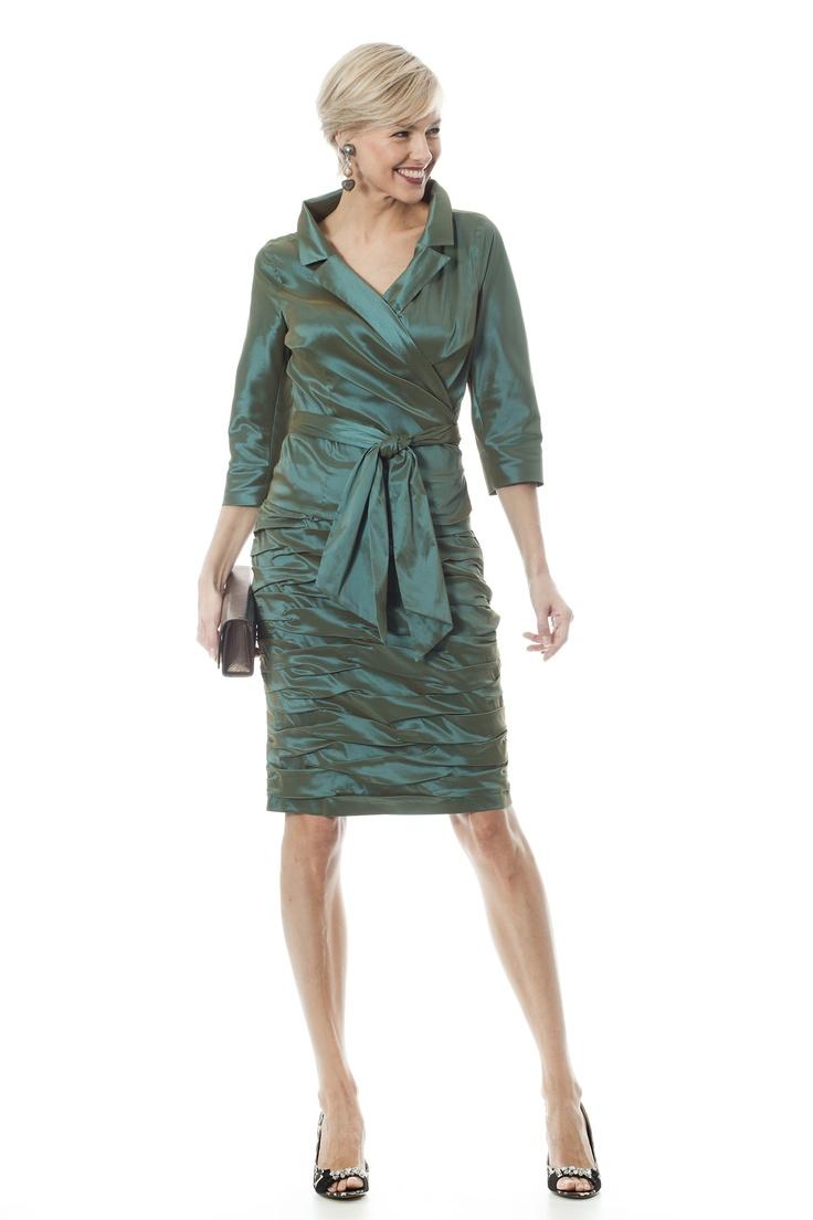Plus Size Tea Length Dresses