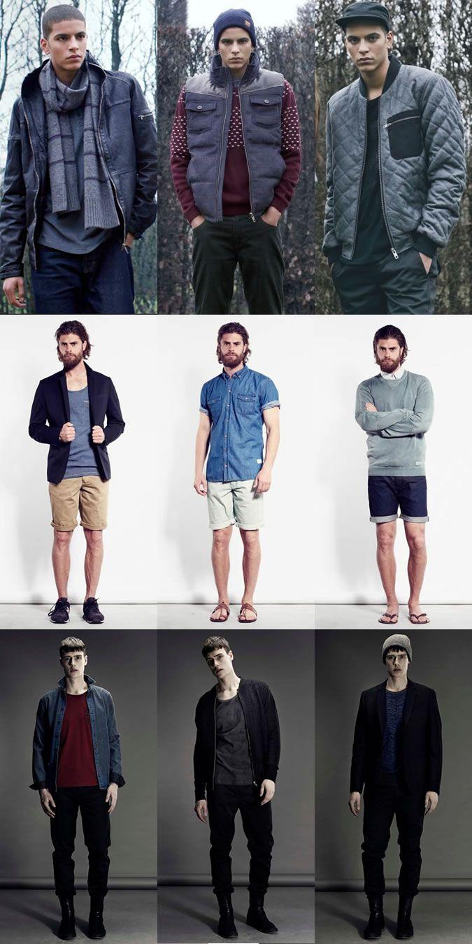 5 Men's Danish Clothing Brands you Should Know - 1.Norse Projects, 2.Suit, 3.Selected Homme, 4.Anerkjendt, 5.Minimum