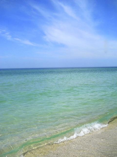 Playa de Nokomis, #Florida. A sólo diez minutos de aquí hay una casa disponible para un intercambio, que permite alojar a 6 personas. ¿Te animas?
