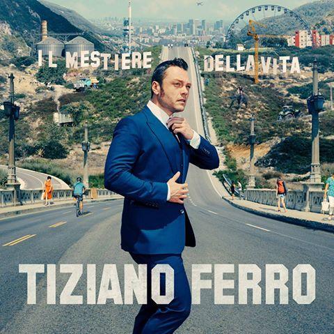 """Tiziano Ferro: ecco la cover del prossimo album - Tiziano Ferro ha scelto di svelate la cover del suo prossimo album dal titolo """"Il Mestiere della Vita"""", pronto al debutto il 2 dicembre. - Read full story here: http://www.fashiontimes.it/2016/10/tiziano-ferro-cover-prossimo-album/"""