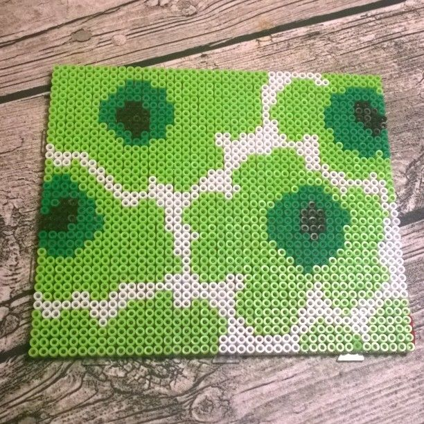 Marimekko design hama beads by pys82