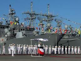 War ship Turkish Navy