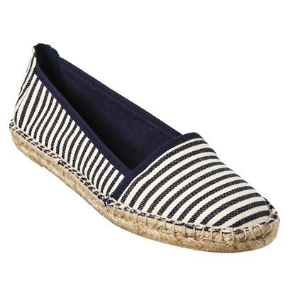 Espadrille, TargetOwnah Stripes, Style, Navy Stripes, Mossimo Supplies, Shoes Women, Woman Shoes, Blue Stripes, Stripes Espadrilles, Stripes Espadrills