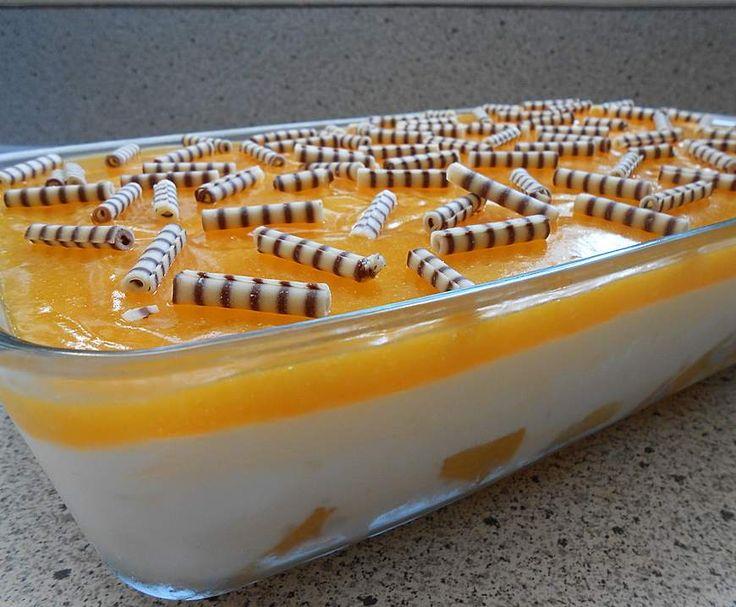 Sommerliches Dessert schnell und einfach