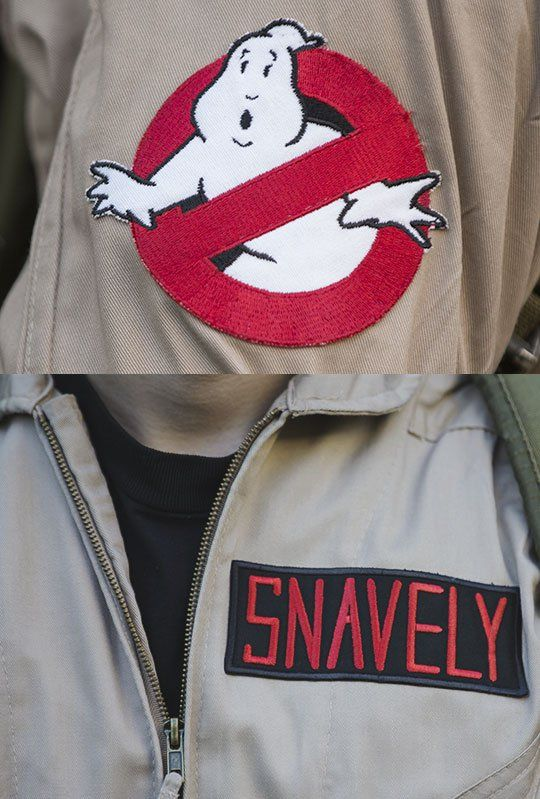 Easy, Accurate Ghostbusters Costume, 80% from Amazon | Primer