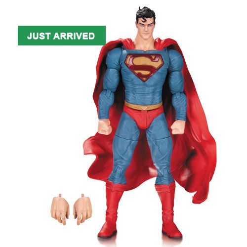 Buy DC Comics Designer Series: Superman Action Figure by Lee Bermejo for R689.00