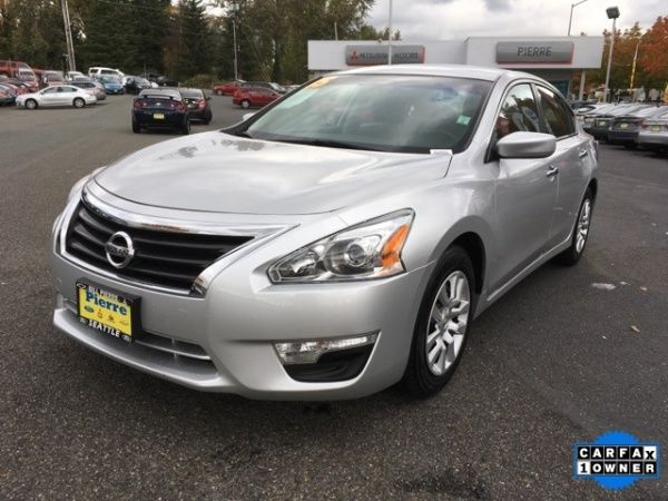 Used 2014 Nissan Altima for Sale in Seattle, WA – TrueCar
