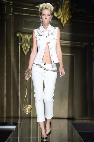 Philipp Plein SS '13 at Green Bird Moda Abu Dhabi.