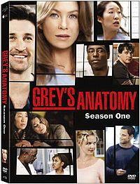 Rewatching Grey's Anatomy Season 1