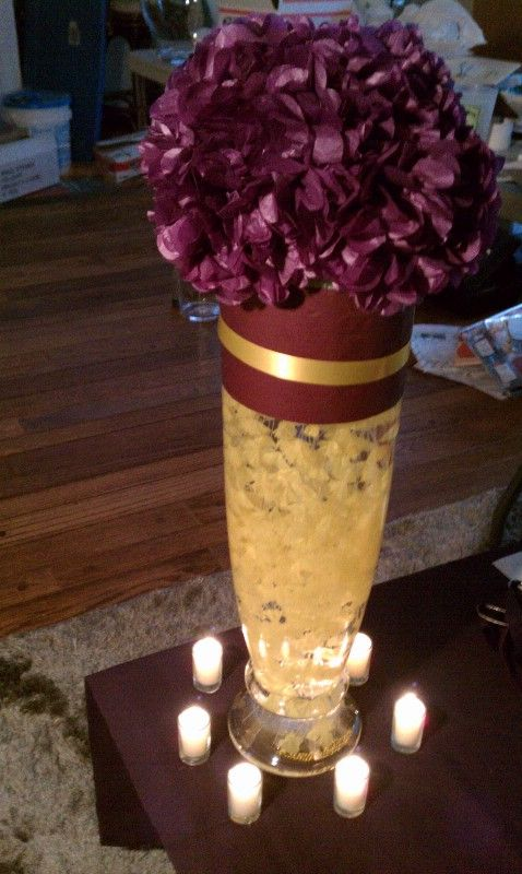 Best images about purple wedding centerpiece ideas on