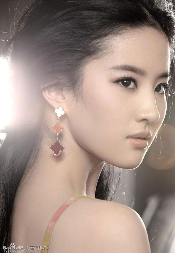Chinese Actress Liu Yi Fei 刘亦菲 RP by splashtablet.com, the cool iPad for showering with your tablet ;)
