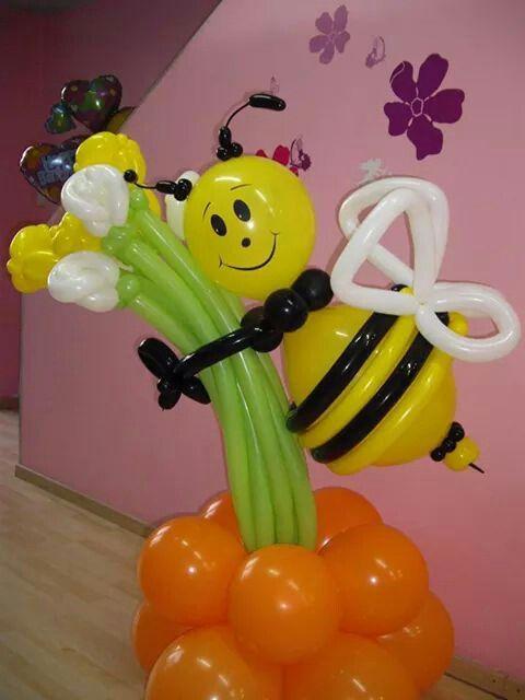Best balloon art images on pinterest