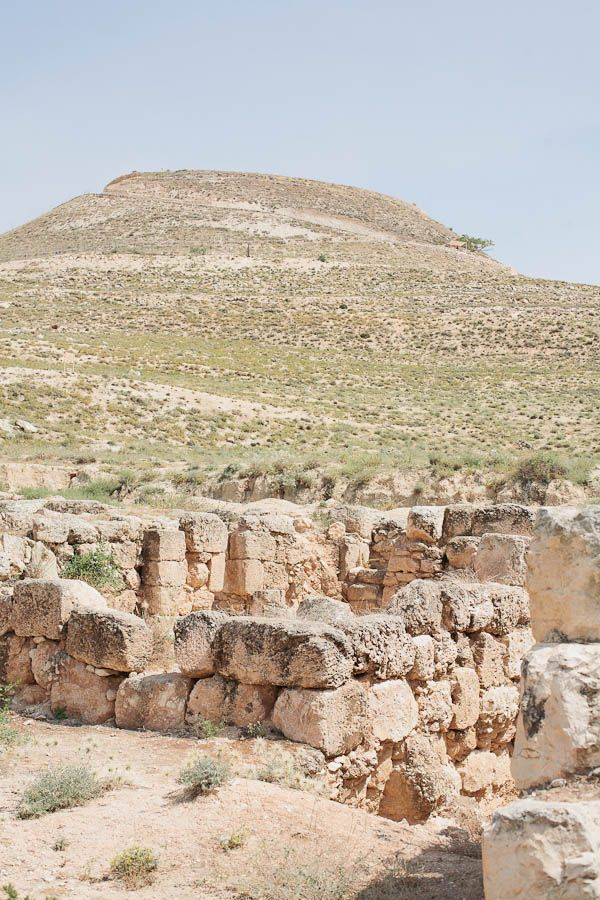 A Visit to the Herodian Ruins of Palestine | photography by http://www.monocularspectacular.com/