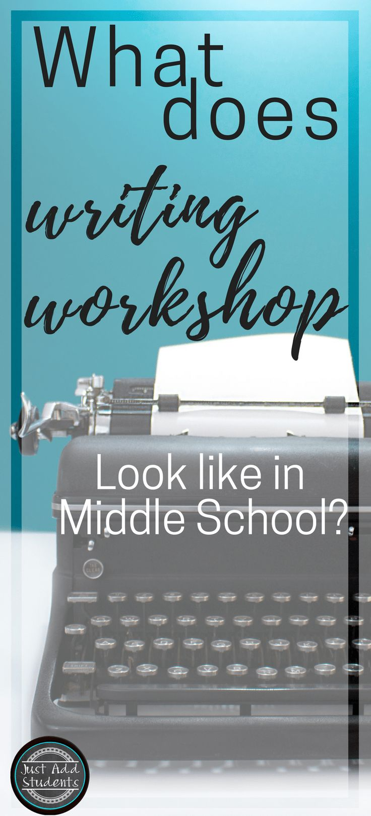 What does writing workshop look like in a middle school classroom? This post describes how to use create a successful writing workshop environment. Includes a week's worth of free mini lessons. Tips and hacks that make your workshop time productive! #writingworkshop #minilessons