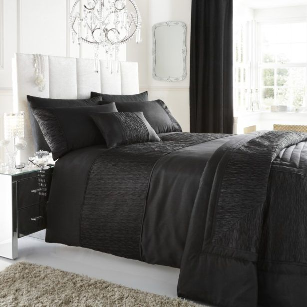 Bedroom Black Bedspread Twin Solid Black Bedspread Black Bedspread Treatment for the Longer Enjoyment