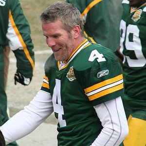 Brett Favre became a grandparent at age 40. This former NFL quarterback welcomed baby Parker Brett to his family in 2010 when daughter Brittany gave birth to he and his wife Deanna's first grandson. #celebrity #grandparents