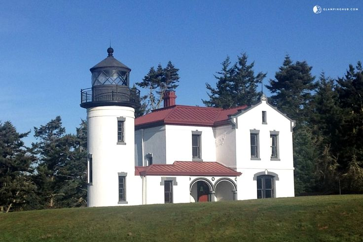 Oceanfront Cottage Rental on Whidbey Island, Washington