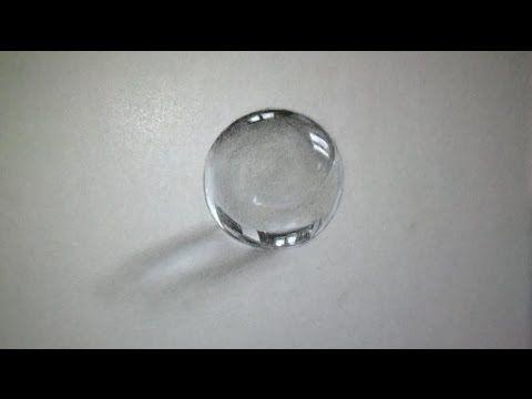 Comment dessiner une boule de cristal [Tutoriel] - YouTube