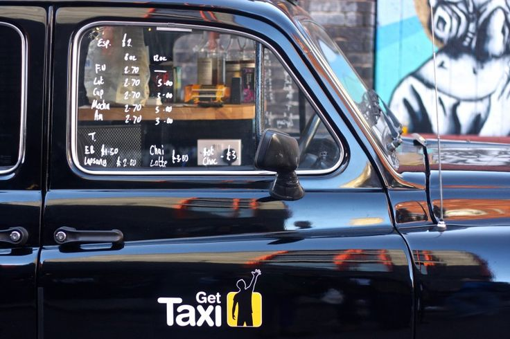 London Coffee Cab