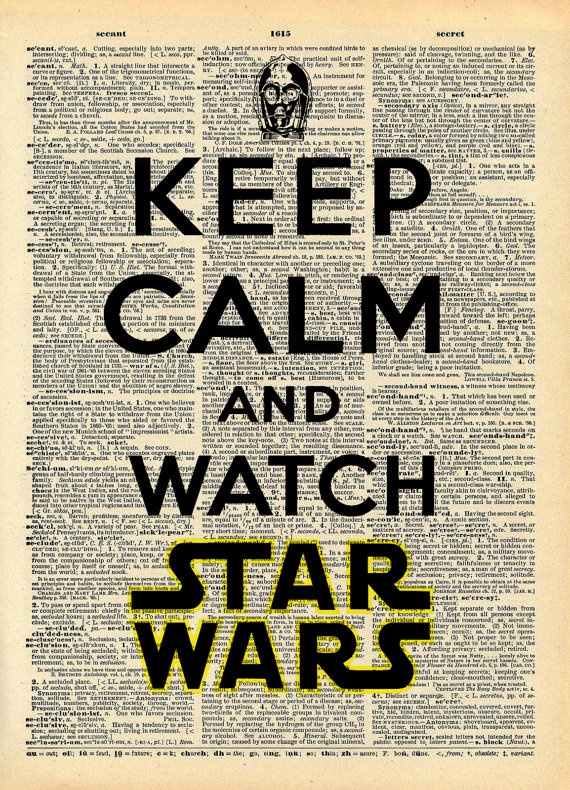 The Jedi mind trick has worked on me numerous times..and counting. I SHALL WATCH STAR WARS #nerdlife