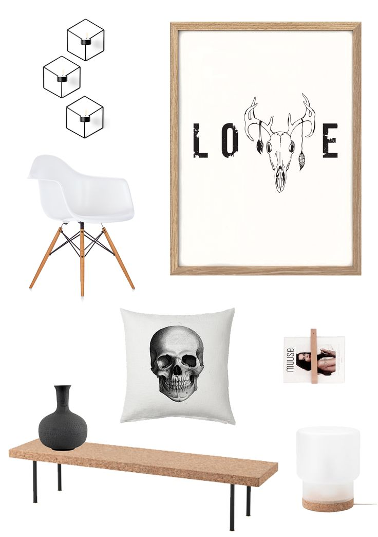 White + wood <3 #poster available on our website!  #interior #home #inspo #white #wood #natural #design #graphicdesign