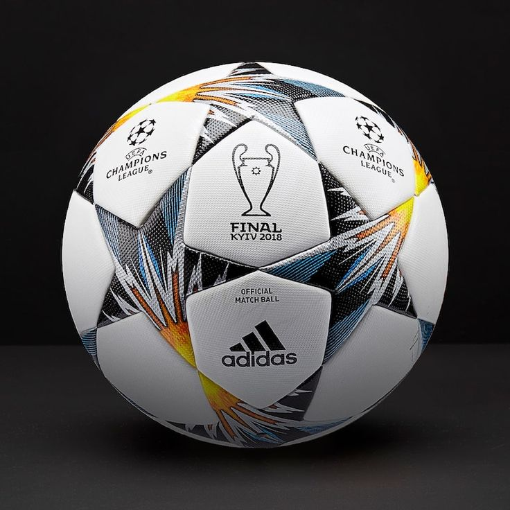 adidas Finale Kiev OMB - White Black Solar Yellow Blue b06dcc025018b