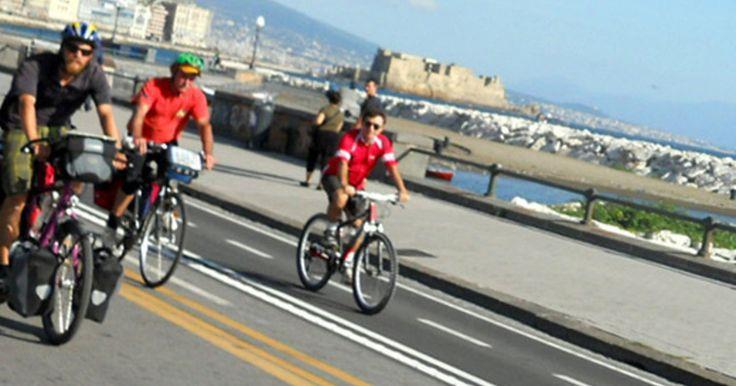 De Napels Sightseeing fietstour op CitySpotters