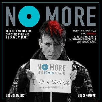 HELLYEAH partners with No More to stop domestic violence-slide1