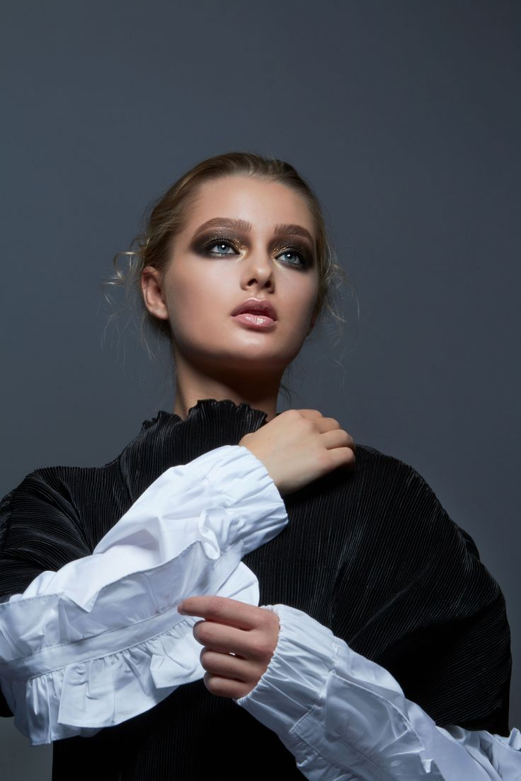 Photographer Gönul Eliz Erturk  Model: Amands Hetland  Mua/stylist: Charlotte Wold charlottewold.com