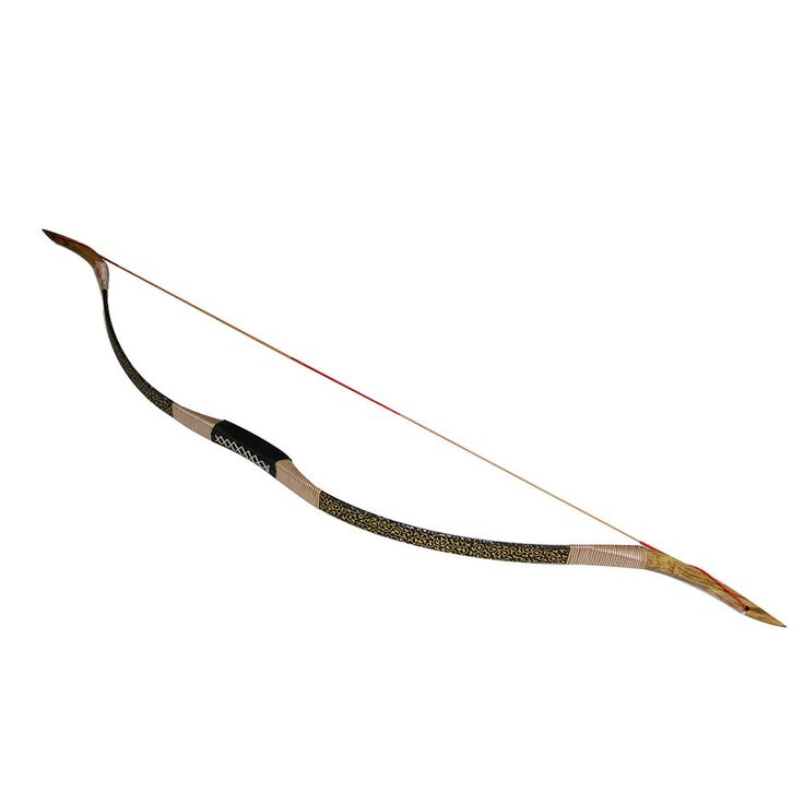 1 piece 50 lbs hunting tradtional bows and arrows wooden recurve bow for sale