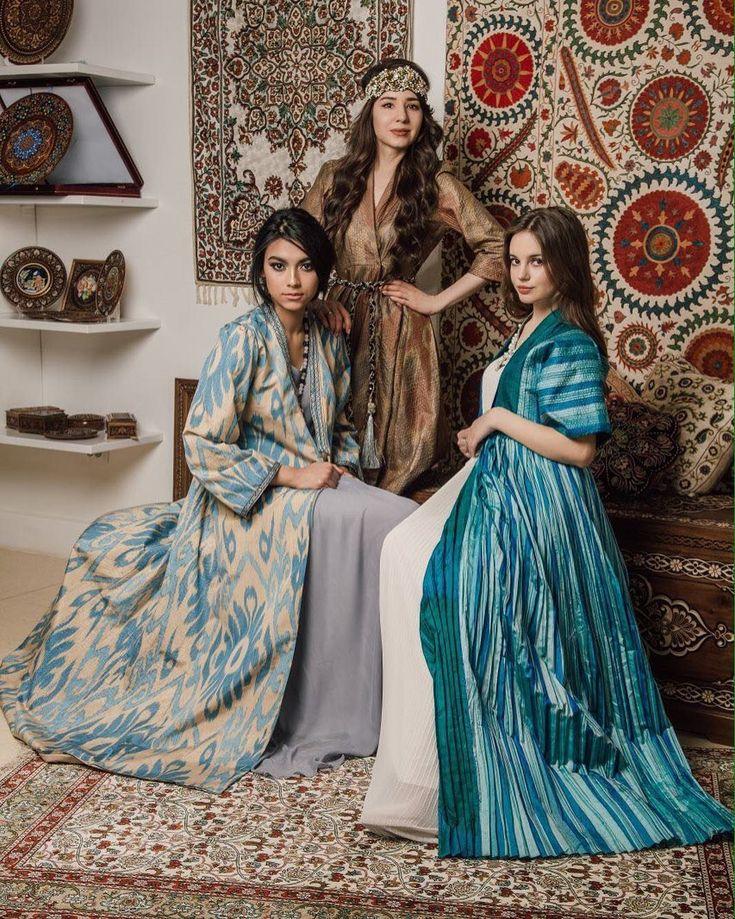 случаю картинки с узбекскими платьями приезжали говорили, что