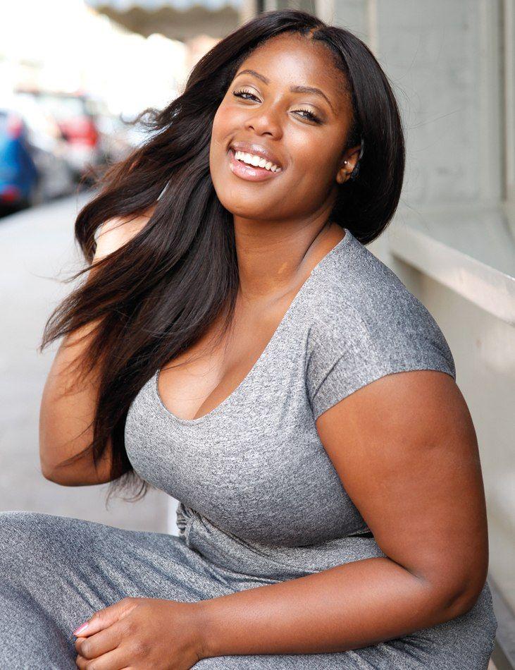 beautiful black bbw women