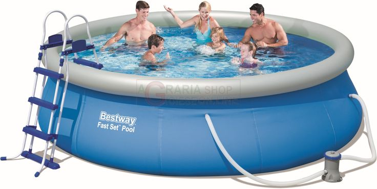 BESTWAY 57277 PISCINA AUTOPORTANTE FAST SET CM.366x91h. http://www.decariashop.it/piscine-autoportanti/20799-bestway-57277-piscina-autoportante-fast-set-cm366x91h.html