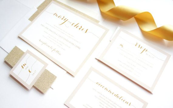 Ivory Wedding Invitations: 25+ Best Ideas About Ivory Wedding Invitations On